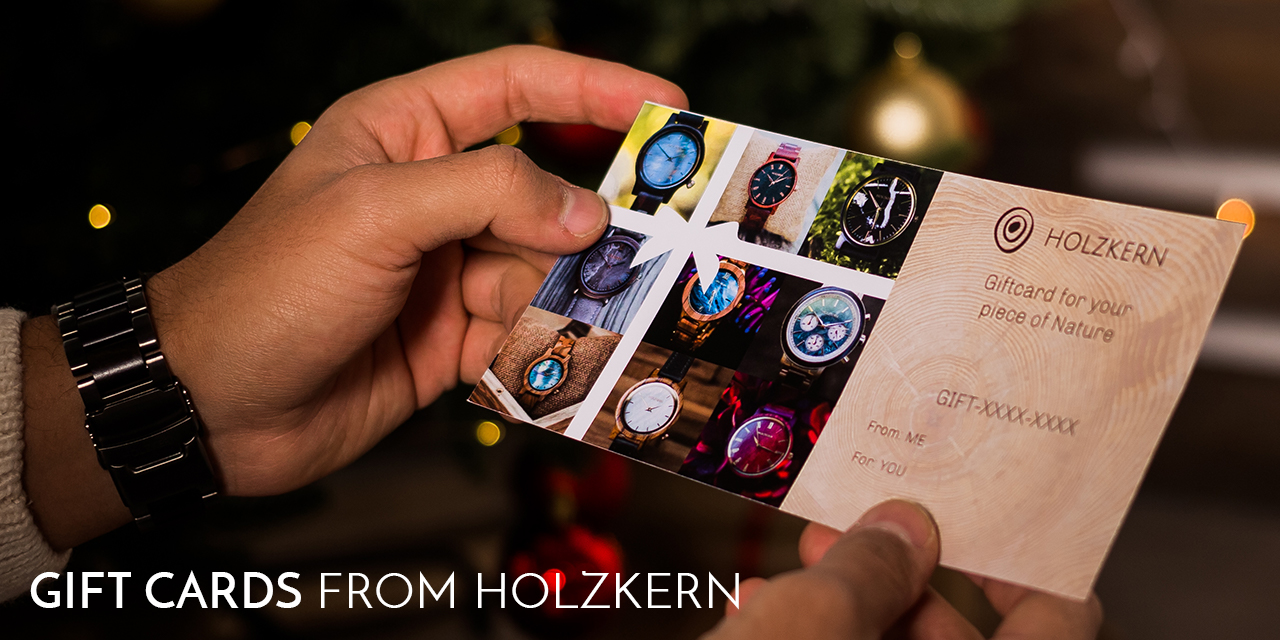 Holzkern Gift Card
