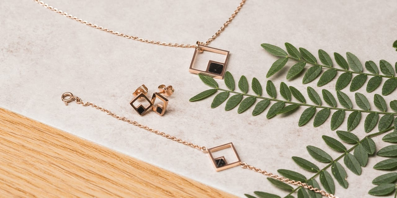 The Geometric Jewelry Collection