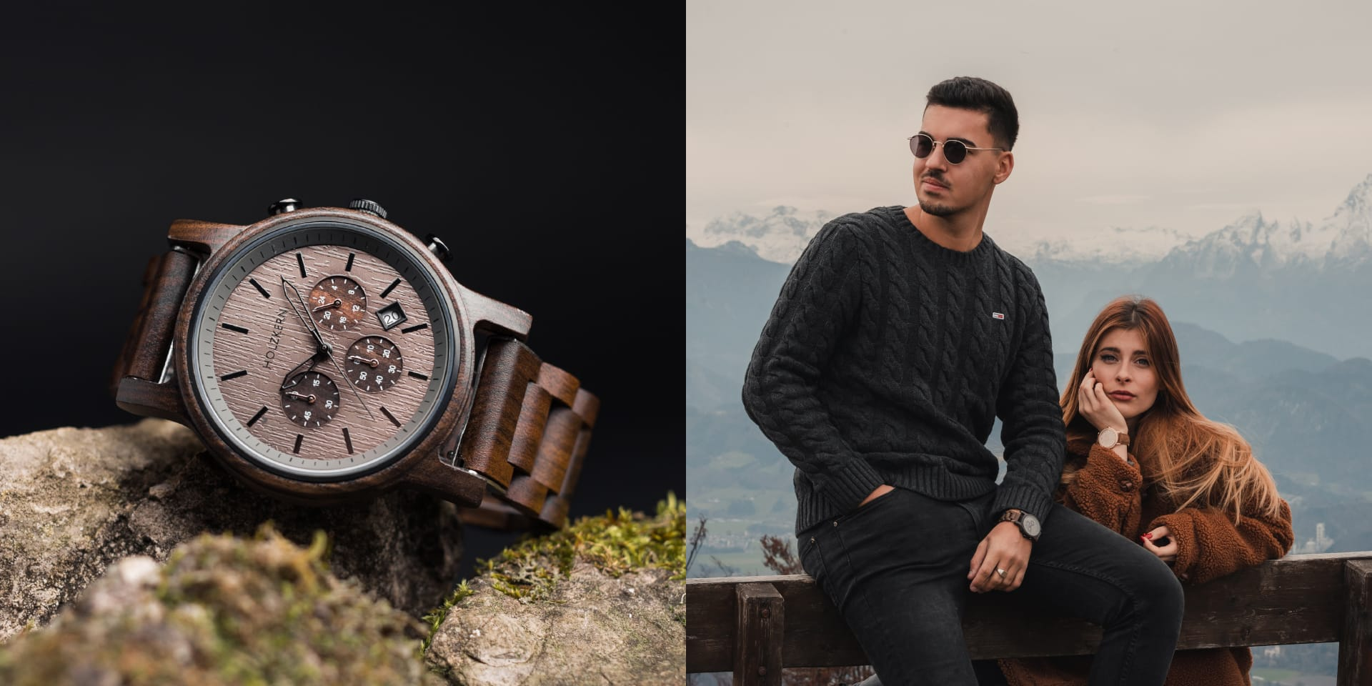 Your Holzkern Chronograph Northwall