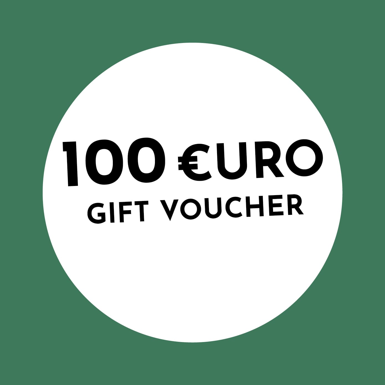 100€ Holzkern Gift Voucher