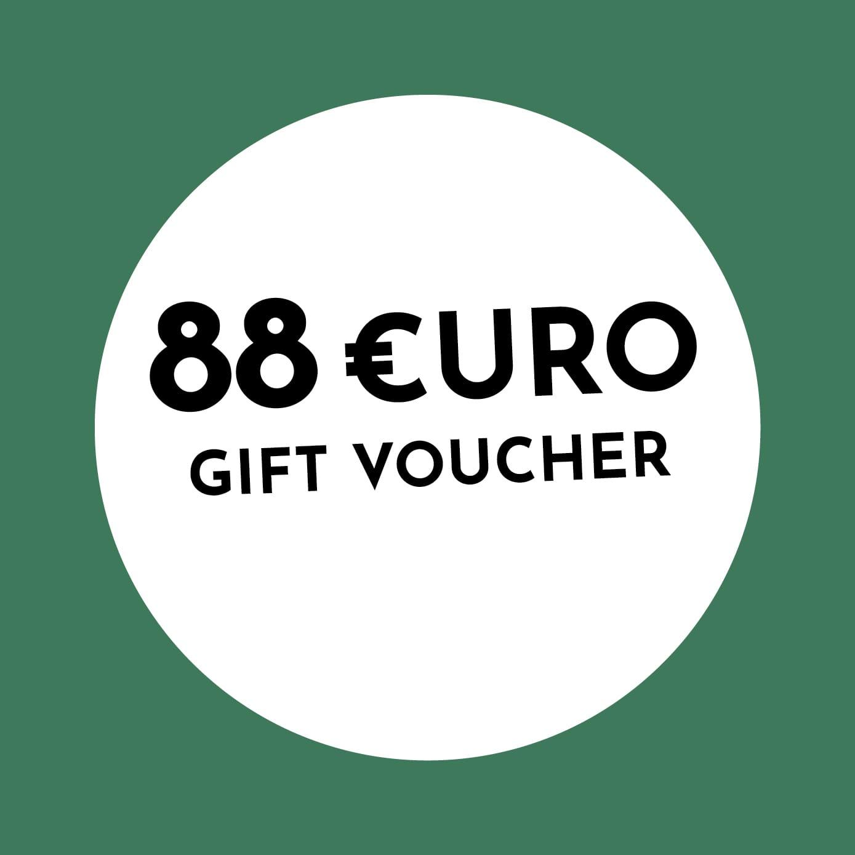 88€ Holzkern Gift Voucher