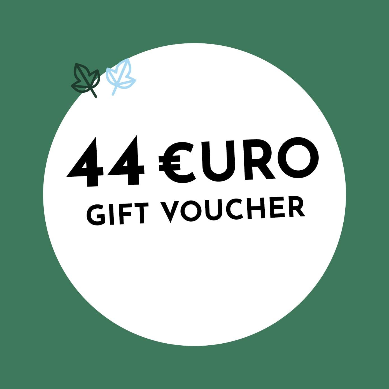 44€ Holzkern Gift Voucher
