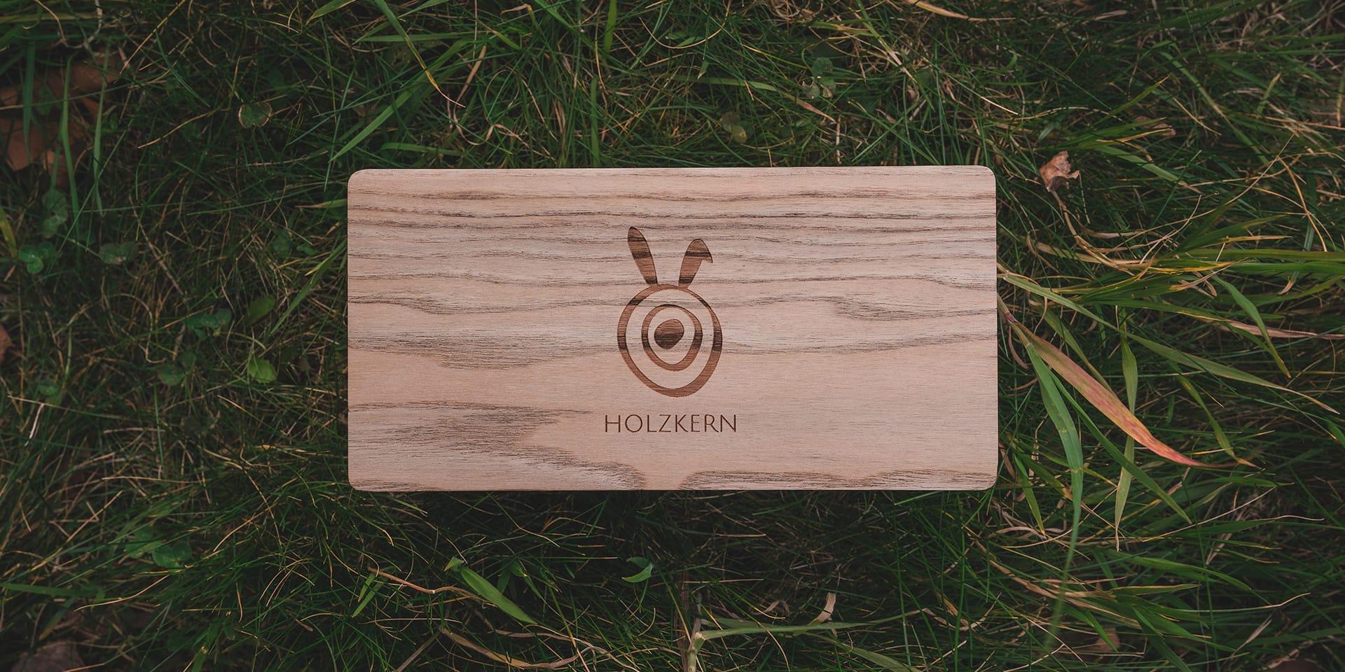 Holzkern Osternest 3