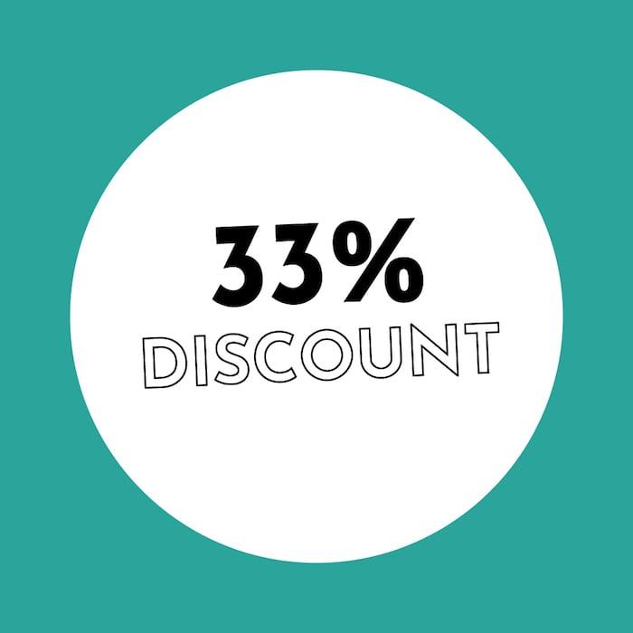 33% Discount Holzkern
