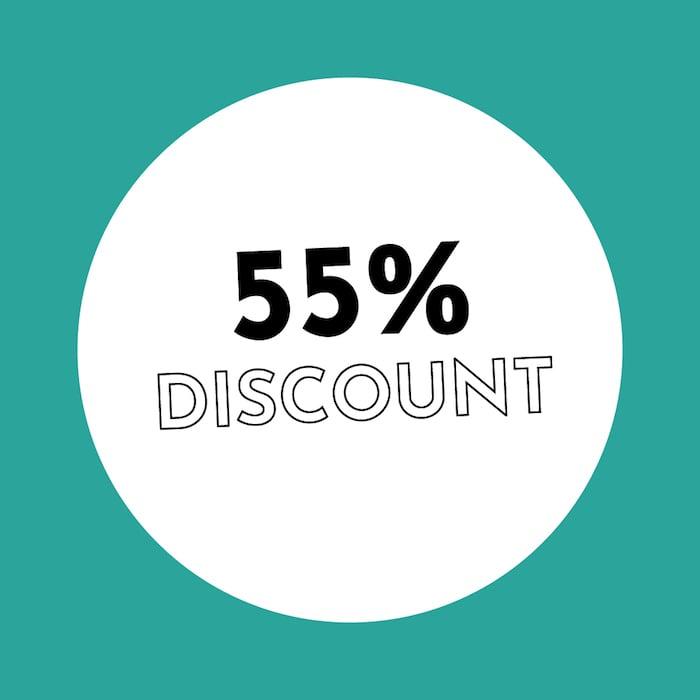 55% Discount Holzkern