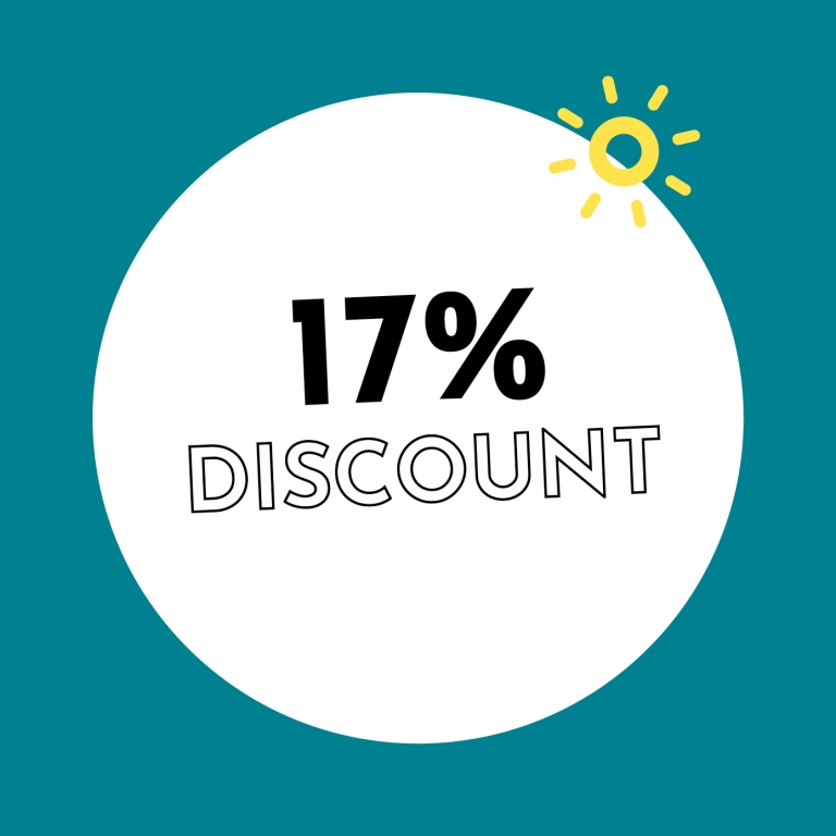 17% discount at Holzkern