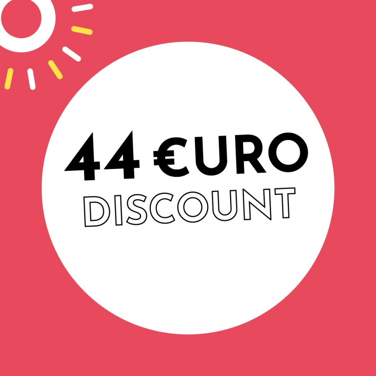 44€ discount at Holzkern