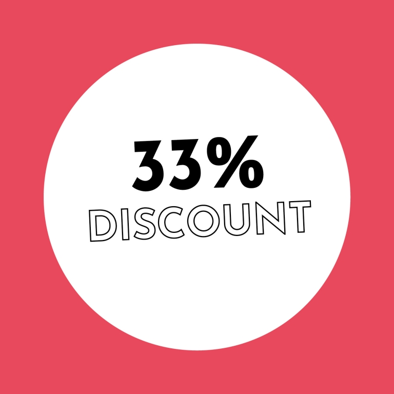 33% discount at Holzkern