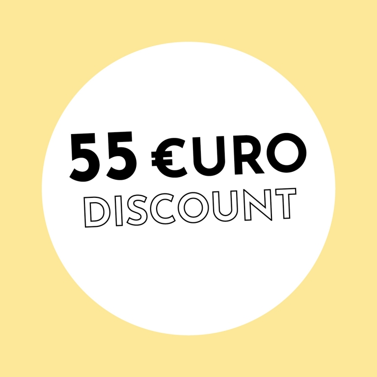 55€ discount at Holzkern