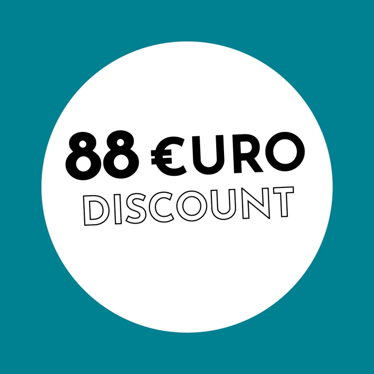 88€ discount at Holzkern