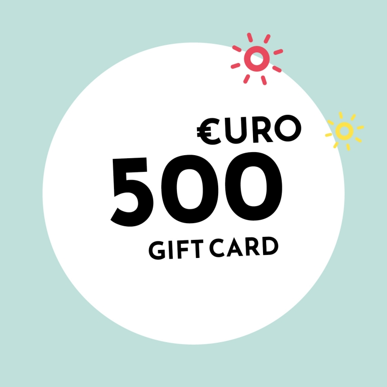 500€ gift card from Holzkern