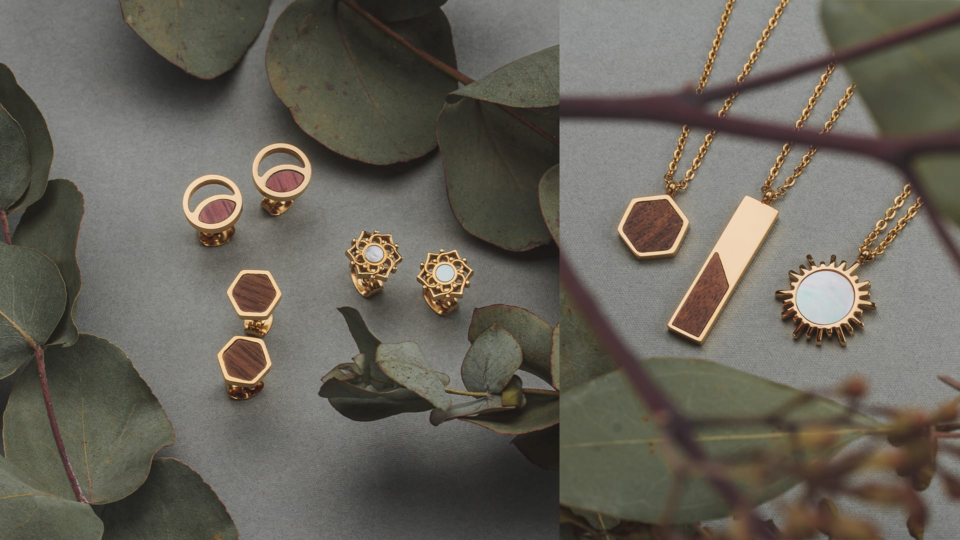 Jewelry in Gold
