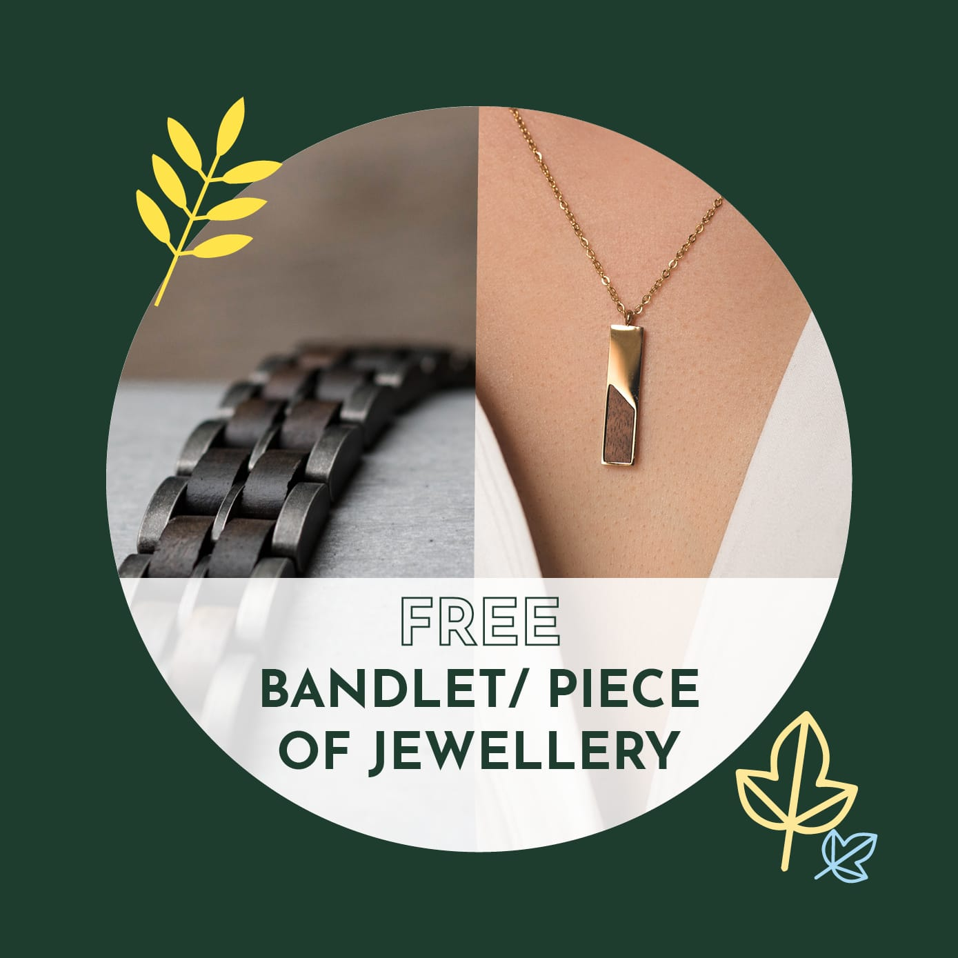 Free Bandlet or Jewelry