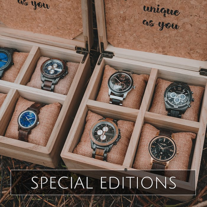 Holzkern - Special Editions
