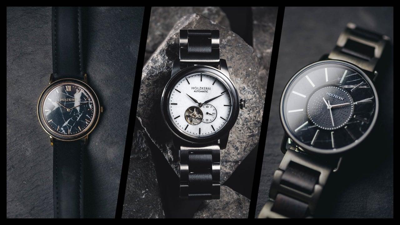 Unsere schwarzen Uhren!