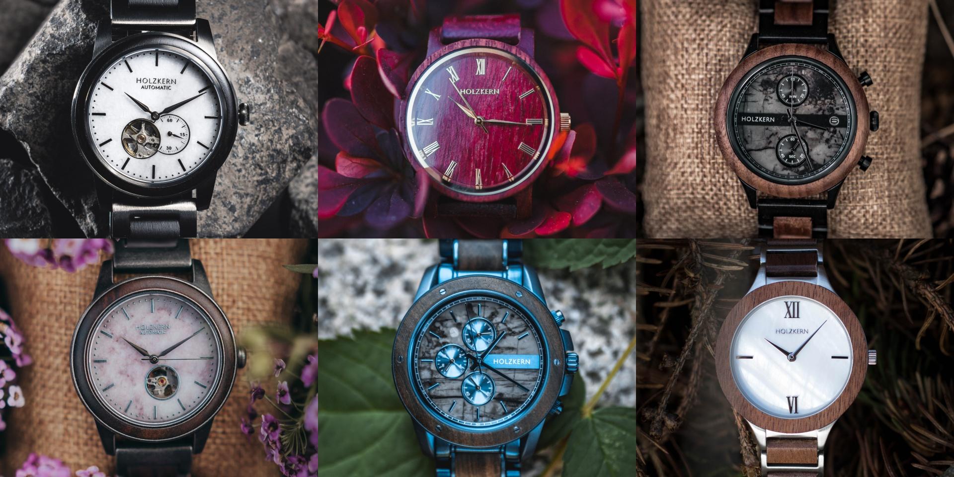Holzkern Watch 1