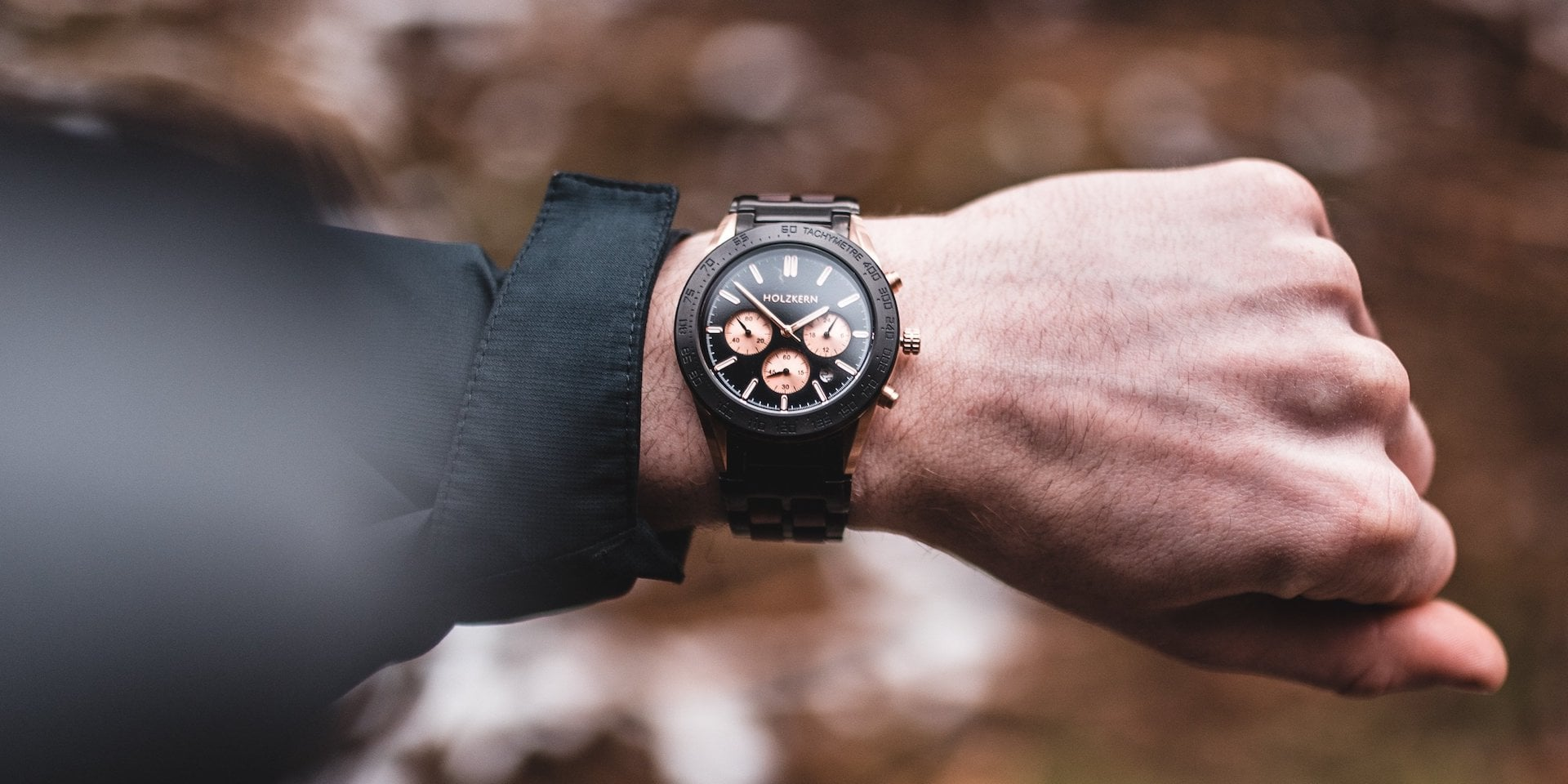 Your Holzkern Chronograph Supernova