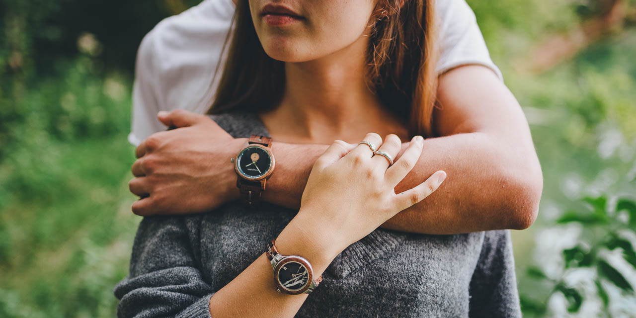 Wooden Watches for women & men