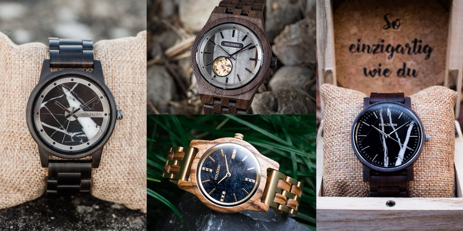 Uhren Collage 3